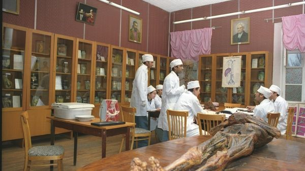 Crimea State Medical University Lab.